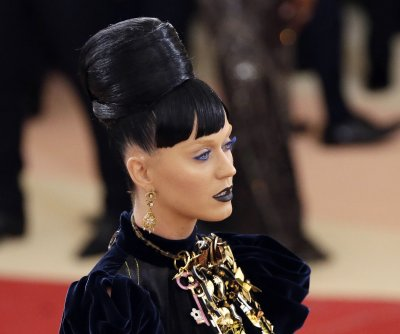 Katy Perry attempts to show up Lady Gaga at Met Gala