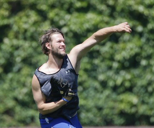 Los Angeles Dodgers LHP Clayton Kershaw could need surgery