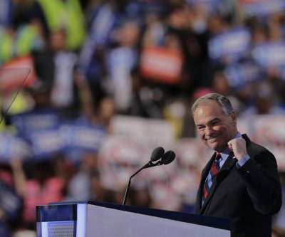 Tim Kaine speaks of personal faith, untrustworthiness of Donald Trump