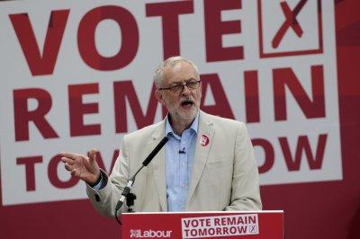 Jeremy Corbyn re-elected U.K. Labor party leader