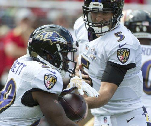 Baltimore Ravens release struggling RB Justin Forsett
