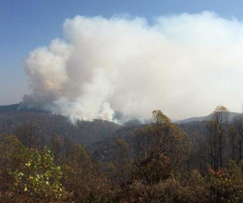 Firefighters start to contain Party Rock Fire, others in North Carolina