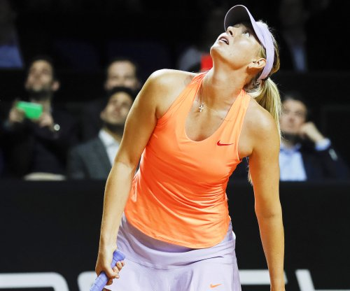 Eugenie Bouchard wants 'cheater' Maria Sharapova banned for life