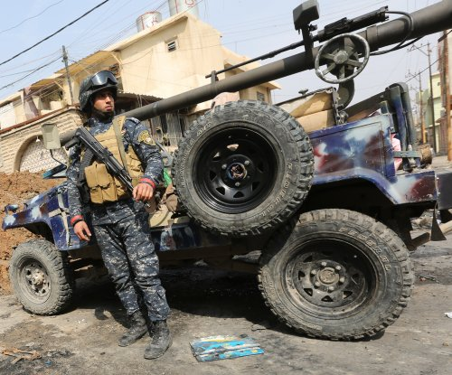 Iraq secures highway to Syria to curb Islamic State attacks