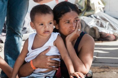 Central American women fleeing violence find more trauma in seeking asylum