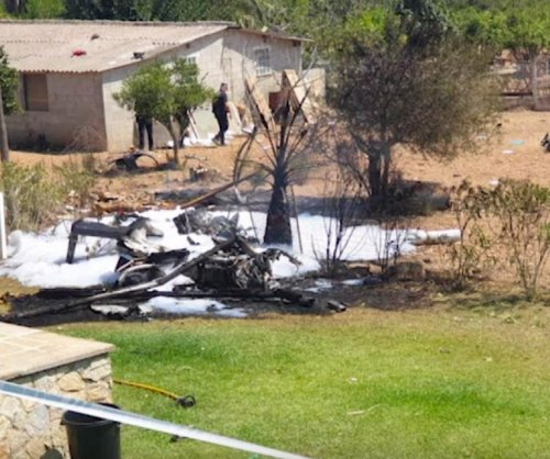 7 dead after plane and helicopter collide above Mallorca
