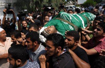 Six Palestinians killed in Israeli attacks