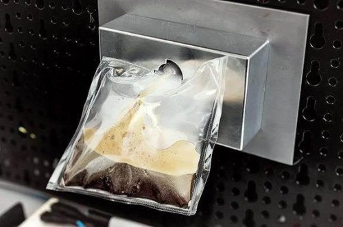 Italian astronauts 'space-ify' coffee maker for use aboard ISS