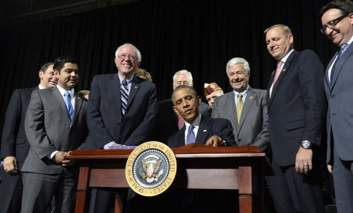 President Obama signs $16.3 billion VA bill, 27 new facilities coming to U.S.