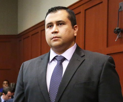 'Muslim-free' gun store sells George Zimmerman paintings