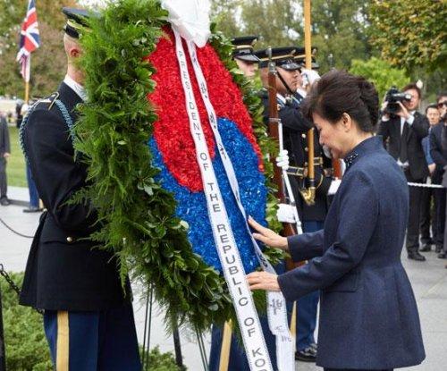 South Korean president reaffirms U.S.-South Korea alliance during visit