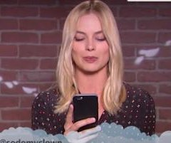 Chris Evans, Kate Hudson read 'mean tweets' on 'Jimmy Kimmel Live'