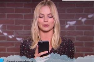 Chris Evans, Kate Hudson read 'mean tweets' on 'Jimmy Kimmel Live'