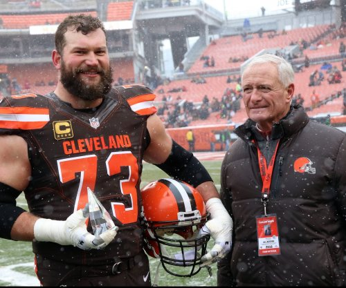 Joe Thomas on Cleveland Browns' win: It 'was our Super Bowl'