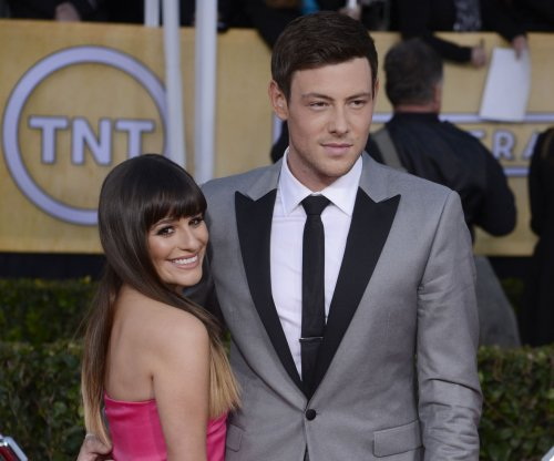 Lea Michele pays tribute to Cory Monteith with throwback photo
