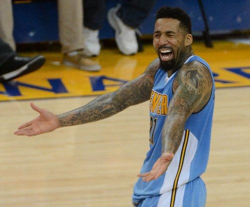 Wilson Chandler's 36 points power Denver Nuggets past Sacramento Kings