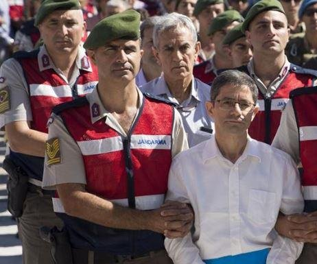 Trial of 486 suspects in Turkish coup attempt begins in Ankara