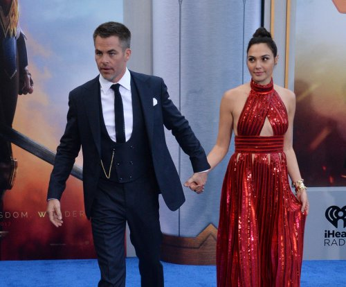 Gal Gadot posts birthday message to her 'Wonder Woman' co-star Chris Pine