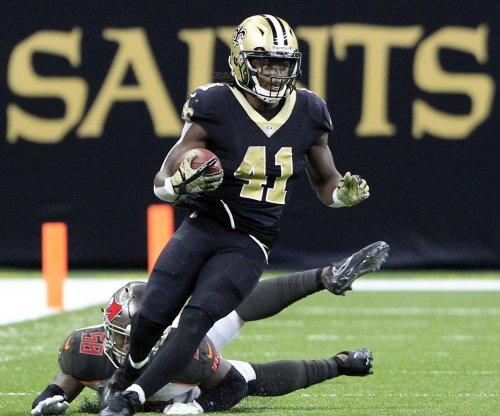 Alvin Kamara leads New Orleans Saints past Carolina Panthers