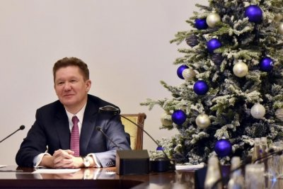Gazprom sees Chinese gas pipeline online in two years