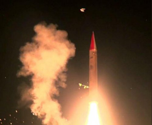 U.S., Israel test Arrow 3 missile system