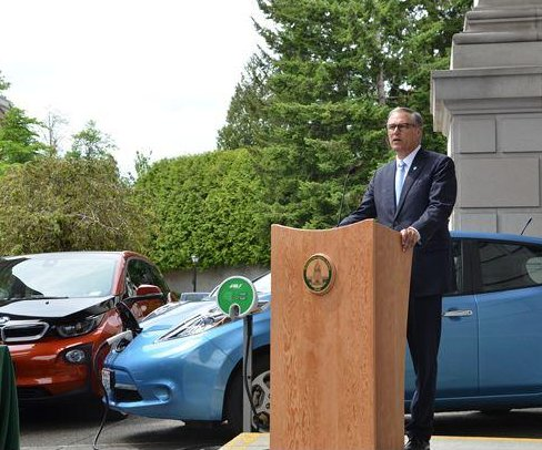 Washington state sets high bar for electric vehicles