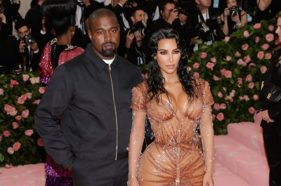 Kim Kardashian appears to tease new Kanye West album