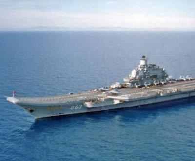 2 dead in Russian aircraft carrier fire