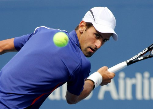 Djokovic No. 1 going into Australian Open
