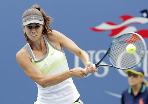 Pironkova, Cetkovska advance on upsets in Qatar