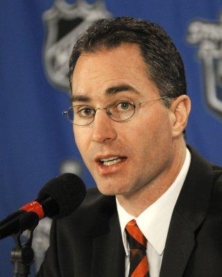 Flyers fire Coach John Stevens
