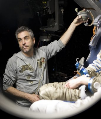 Alfonso Cuaron: I'm not a very technical person