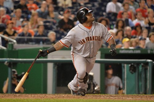 Giants rally to beat the Mets