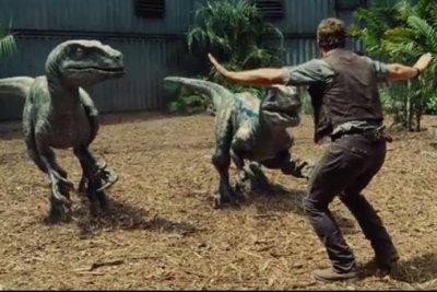 New 'Jurassic World' trailer airs during Super Bowl