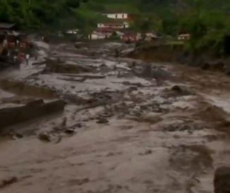 Nearly 80 dead in Colombia landslide, 11-month-old baby rescued