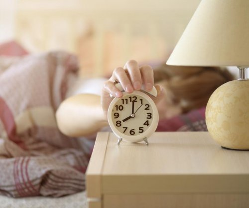 Sleeping in on the weekend may be bad for your health