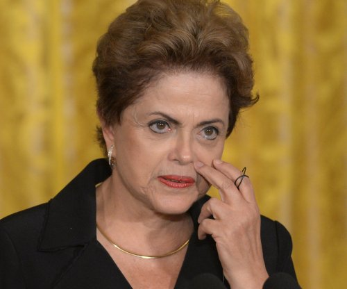 Brazil's lower house votes to impeach President Rousseff