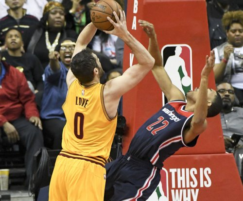 Cleveland Cavaliers' Kevin Love hints at return