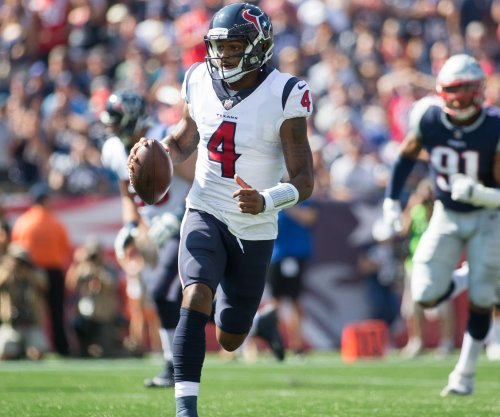 Deshaun Watson: Houston Texans QB tears ACL in practice, season over