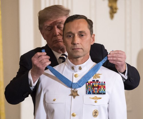 Watch live: Trump presents Medal of Honor to ex-Navy SEAL