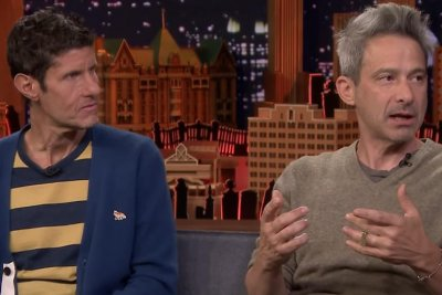 Beastie Boys talk ring prank, meaning behind name on 'Tonight Show'
