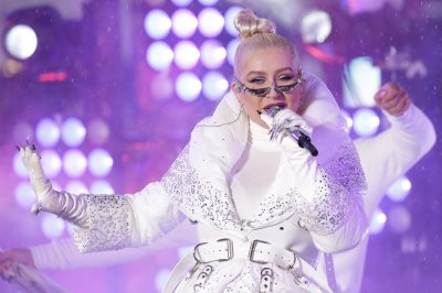 Christina Aguilera says Las Vegas residency show is a 'safe space'