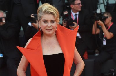 Catherine Deneuve recovering from stroke in Paris hospital