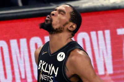 Kevin Durant logs historic triple-double, carries Nets over Bucks