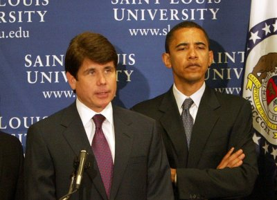 Obama calls on Blagojevich to step down