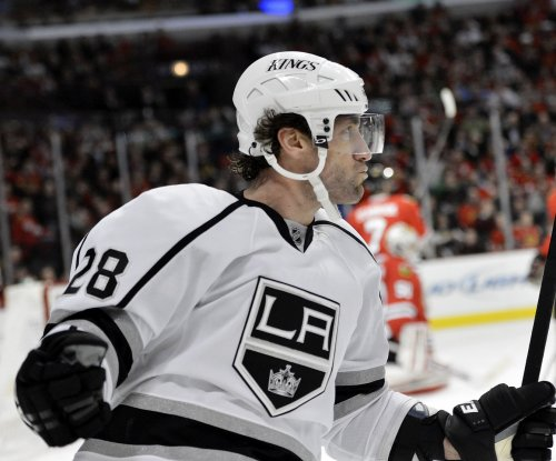 LA Kings forward Jarret Stoll arrested for alleged drug possession