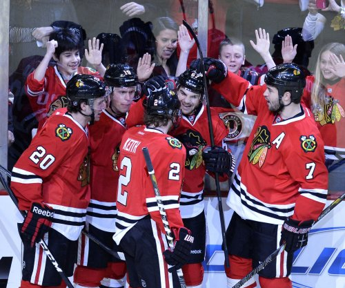 Chicago Blackhawks' Duncan Keith captures Conn Smythe Trophy