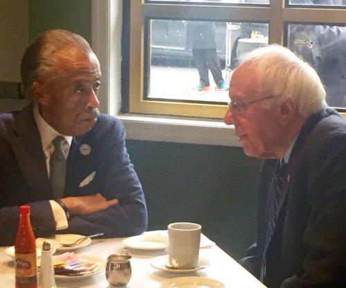 Al Sharpton, Bill Maher, Ta-Nehisi Coates show support for Sanders