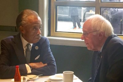 Al Sharpton, Bill Maher, Ta-Nehisi Coates show support for Sanders