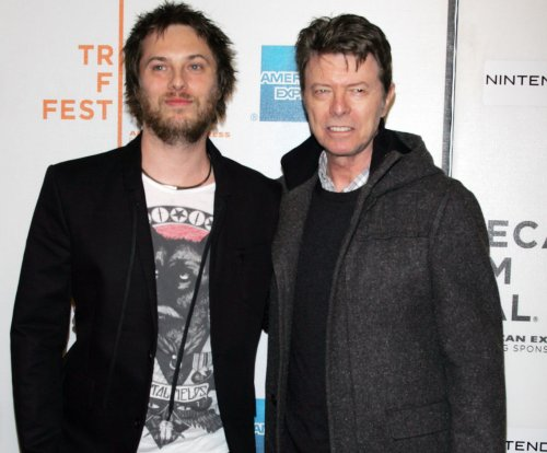 David Bowie's first grandchild born six months after Bowie's death